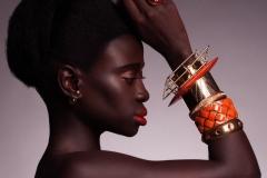 P. : Isabelle Hamel Blouin - MUA : Auriane DMS - BOA Bijoux
