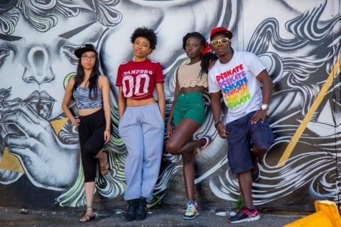 ''Tribute to Aaliyah'' (Old school Hip-Hop party) - P. : Pamonh Sisouk - @Black Fenrir