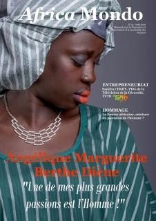 Africa Mondo Magazine - Août 2019