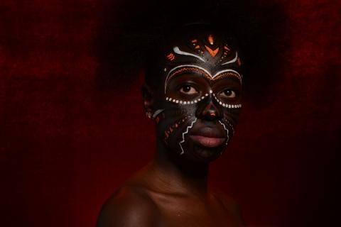 MUA / Stylisme : Katherine Bergeron - P. : Anne Laudouar Photographie