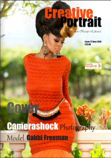 Creative Portrait Magazine (Londres - Royaume Uni)