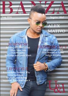 Banza Magazine (Île Maurice)