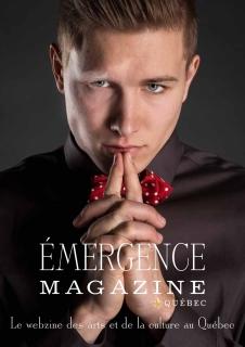 Émergence Magazine Québec (Canada), Avril 2015